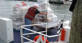 Marine Diver Services Ocean City, MD - Offshore Support and Transportation