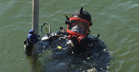 Marine Diver Services Ocean City, MD - Commercial Diving and Salvage